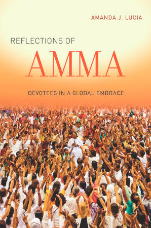Reflections of Amma book cover
