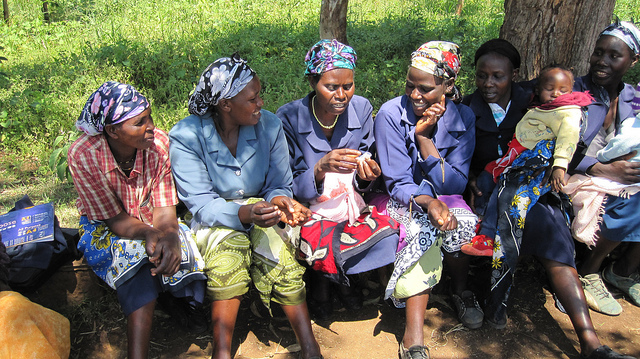 women in neru kenya