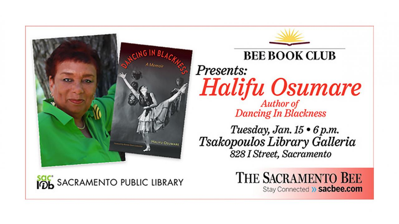 Author Talk: Halifu Osumare on 'Dancing in Blackness'