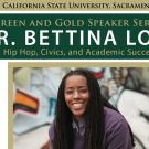 Dr. Bettina Love: Hip Hop, Civics, and Academic Success